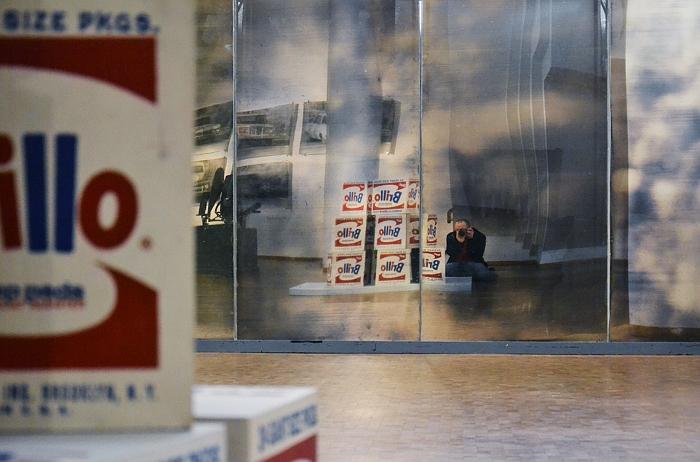 Fabian Fröhlich, Köln, Museum Ludwig, Andy Warhol, Brillo Boxes