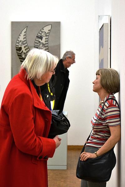 Fabian Fröhlich, Köln, Museum Ludwig, Duane Hanson, Woman With Purse