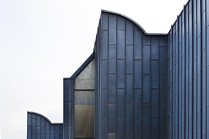Fabian Fröhlich, Köln, Museum Ludwig, Fassade