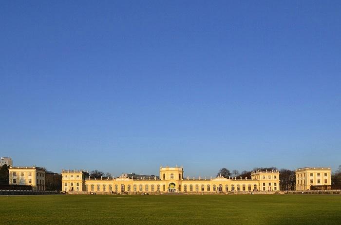 Fabian Fröhlich, Kassel, Orangerie