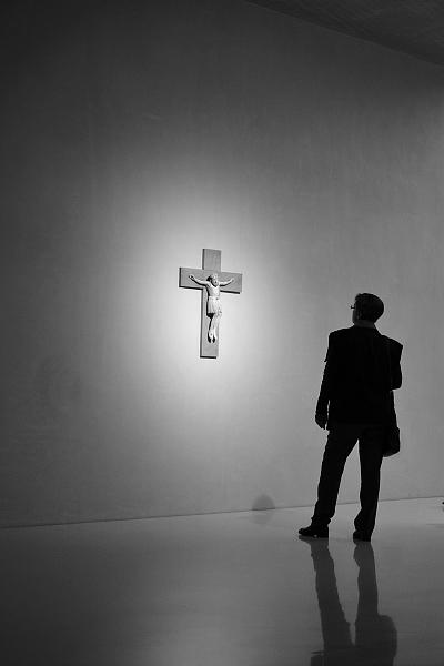 Fabian Fröhlich, Köln, Kolumba, Kruzifix
