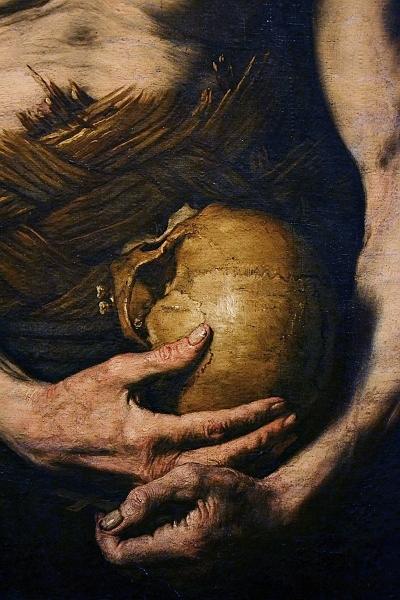 Fabian Fröhlich, Köln, Wallraf-Richartz-Museum, Jusepe de Ribera, Paulus Eremita