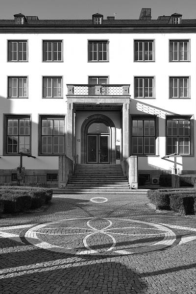 Fabian Fröhlich, Kassel, Landeszentralbank am Ständeplatz