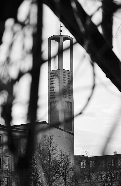 Fabian Fröhlich, Kassel, Elisabethkirche am Friedrichsplatz