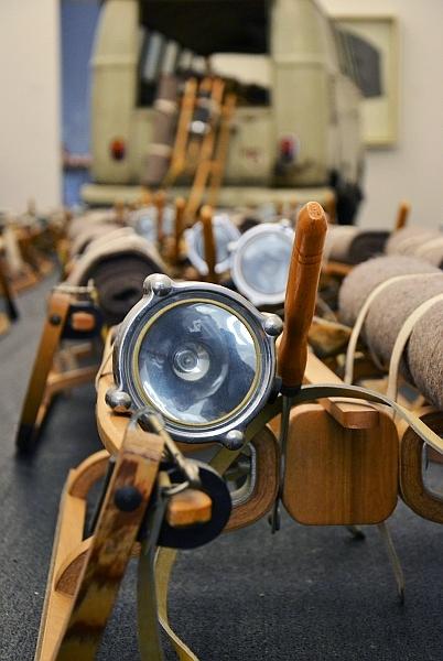 Fabian Fröhlich, Kassel, Neue Galerie, Joseph Beuys, The Pack (Das Rudel)