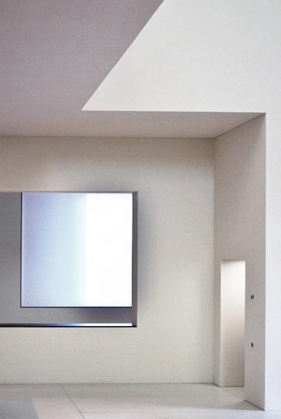 Fabian Fröhlich, Kassel, Neue Galerie, Eingangsbereich