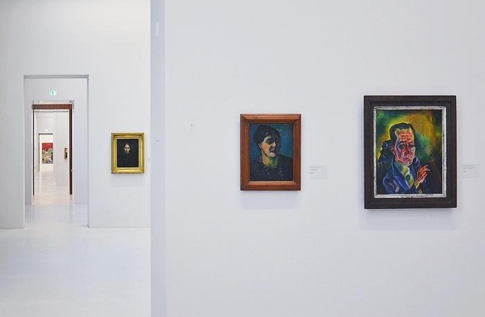Fabian Fröhlich, Kassel, Neue Galerie, Lovis Corinth, Alexej von Jawlenski, Conrad Felixmüller