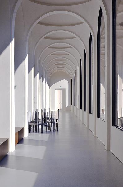 Fabian Fröhlich, Kassel, Neue Galerie, Loggia