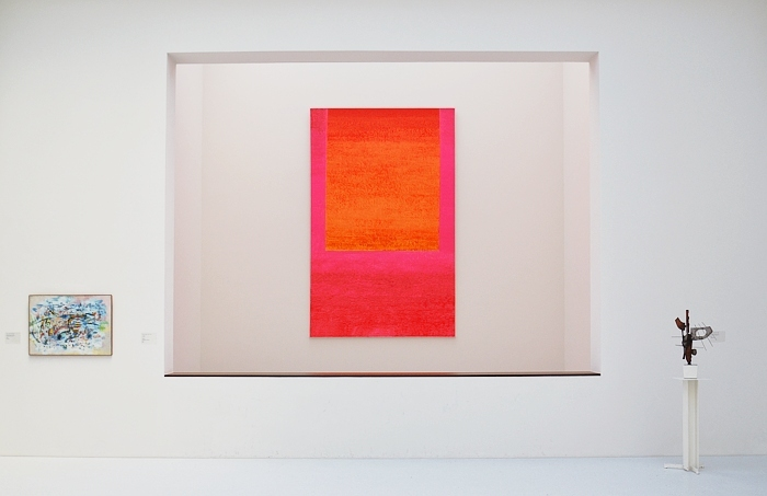 Fabian Fröhlich, Kassel, Neue Galerie, Ruprecht Geiger, Goulimine