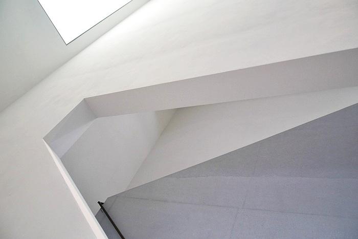 Fabian Fröhlich, Kassel, Neue Galerie, Treppenaufgang