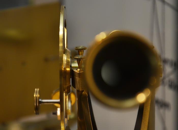 Fabian Fröhlich, Kassel, Astronomsch-Physikalisches Kabinett, Repititionstheodolit