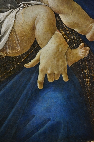 Fabian Fröhlich, Berlin, Gemäldegalerie, Sandro Botticelli, Raczynski-Tondo