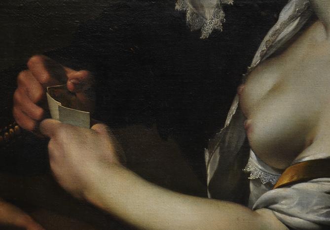 Fabian Fröhlich, Berlin, Gemäldegalerie, Wouter Pietersz. II. Crabeth, Die Falschspieler