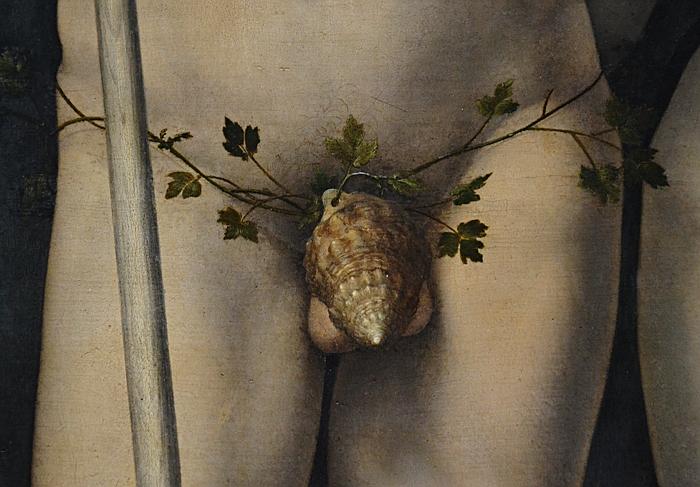 Fabian Fröhlich, Berlin, Gemäldegalerie, Jan Gossaert, Neptun