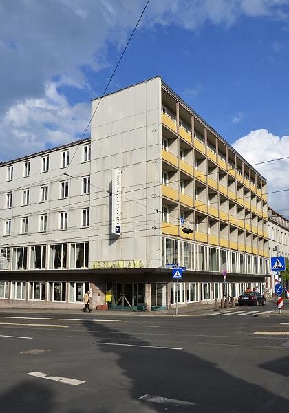 Fabian Fröhlich, Kassel, Hotel Hessenland