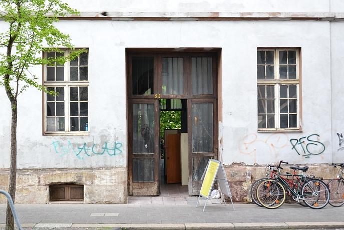 Fabian Fröhlich, Kassel, dOCUMENTA (13), Hugenottenhaus