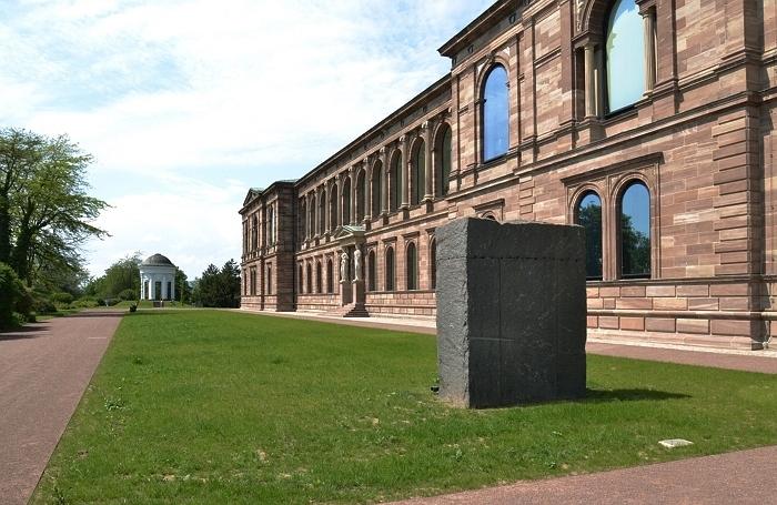 Fabian Fröhlich, Kassel, Neue Galerie