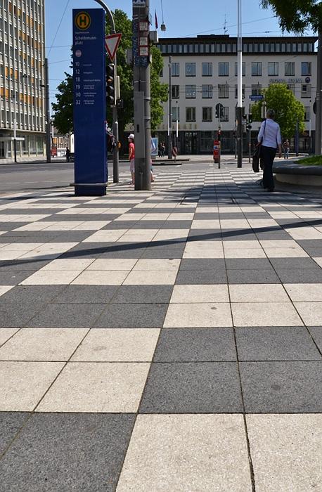 Fabian Fröhlich, Kassel, Scheidemannplatz, Handwerkskammer
