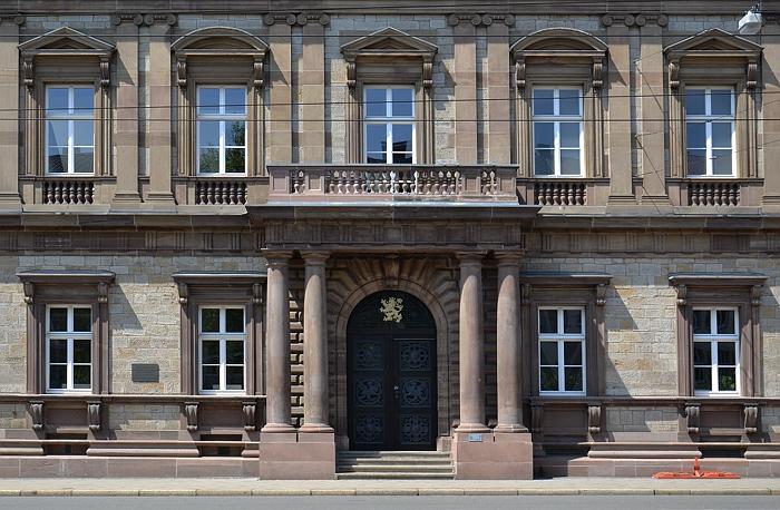 Fabian Fröhlich, Kassel, Ständehaus