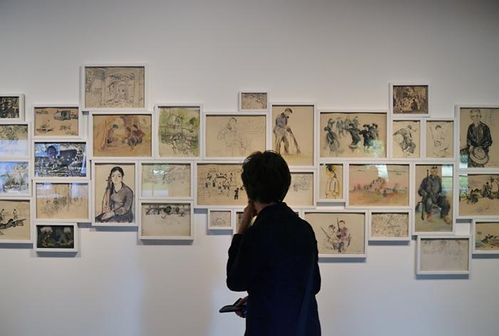 Din Q. Le, Installation mit vietnamesischen Künstlern, documenta 13, Karlsaue, Fabian Fröhlich, Kassel
