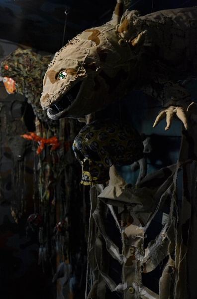 Fiona Hall, Fall Prey, Axolotl, documenta 13, Fabian Fröhlich, Kassel
