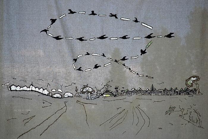 Fabian Fröhlich, Kassel, dOCUMENTA (13), Füsun Onur, Dance of the Crows