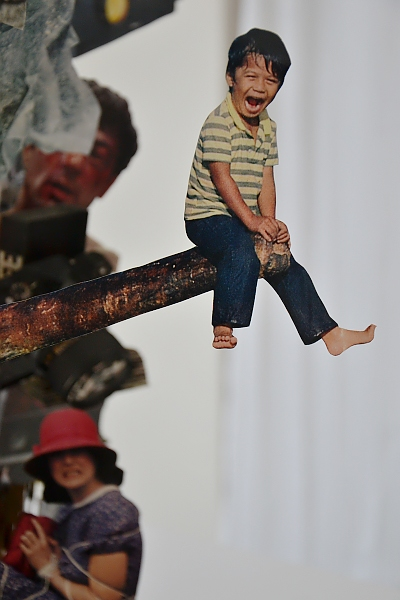 Fabian Fröhlich, dOCUMENTA (13), Geoffrey Farmer, Leaves of Grass