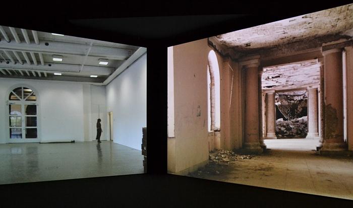 dOCUMENTA (13), Mariam Ghani, A Brief History of Collapses, Fabian Fröhlich, Kassel