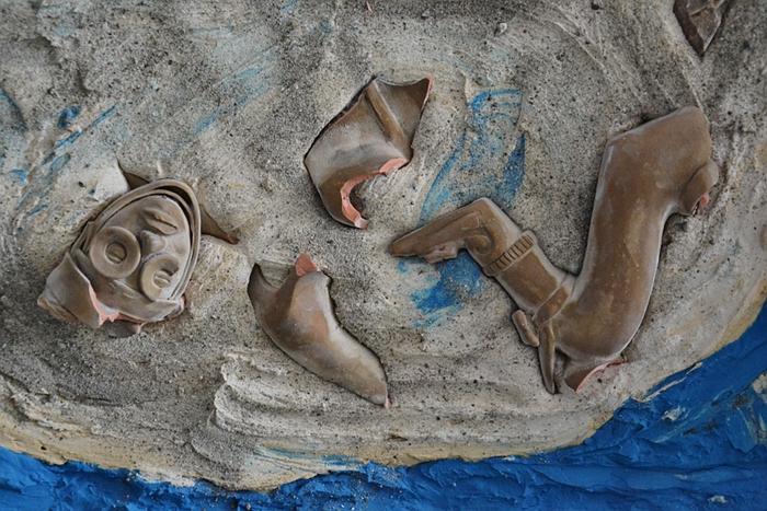 dOCUMENTA (13), Mariana Castillo Deball, Uncomfortable Objects, Fabian Fröhlich, Kassel