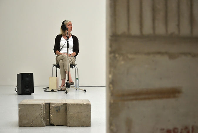 Fabian Fröhlich, Kassel, dOCUMENTA (13), Rosella Biscotti, The Trial