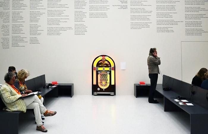 Fabian Fröhlich, Kassel, dOCUMENTA (13), Susan Hiller, Die Gedanken sind frei