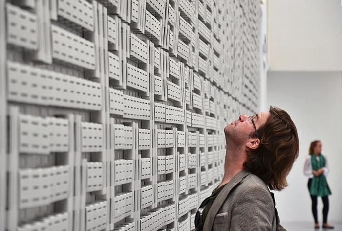 Fabian Fröhlich, dOCUMENTA (13), documentahalle, Thomas Bayrle, Carmageddon