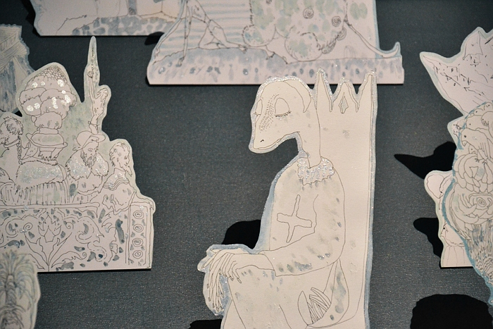 Fabian Fröhlich, Kassel, dOCUMENTA (13), Wael Shawky, Cabaret Crusades, Sketches