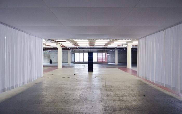 Cevdet Erek, Raum der Rhythmen (Standort: C&A), documenta 13, Fabian Fröhlich, Kassel