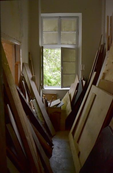 Theaster Gates, 12 Ballads for the Huguenot House (Hugenottenhaus), documenta 13, Fabian Fröhlich, Kassel