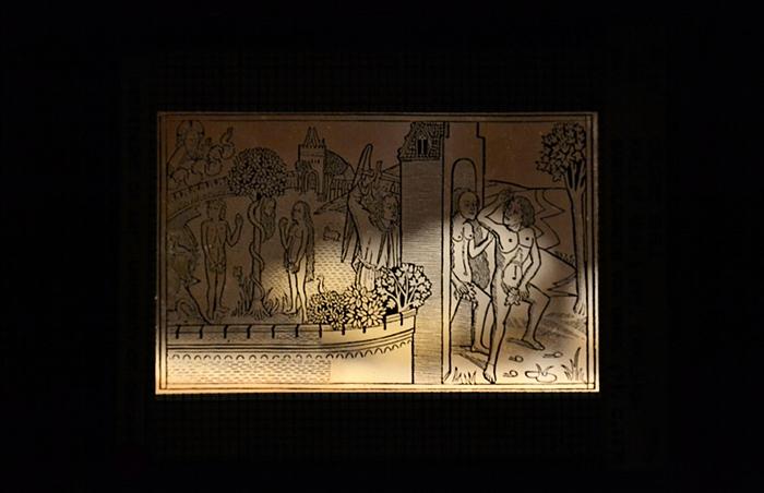 Theaster Gates, 12 Ballads for the Huguenot House (Hugenottenhaus), Adam & Eve, documenta 13, fabian Fröhlich, Kassel