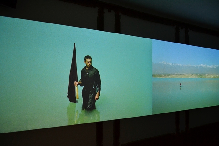 Lida Abdul, What We Have Overlooked (Standort: ehemaliges Elisabethhospital), documenta 13, Fabian Fröhlich, Kassel