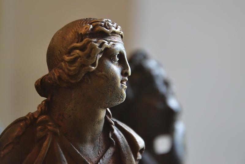 Kassel, Antikensammlung, Schloss Wilhelmshöhe, Mänade, Fabian Fröhlich,