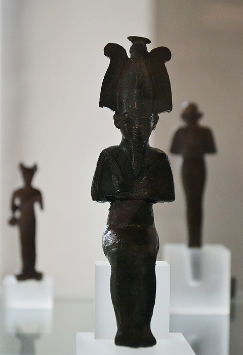 Kassel, Antikensammlung, Schloss Wilhelmshöhe, Osiris, Fabian Fröhlich,