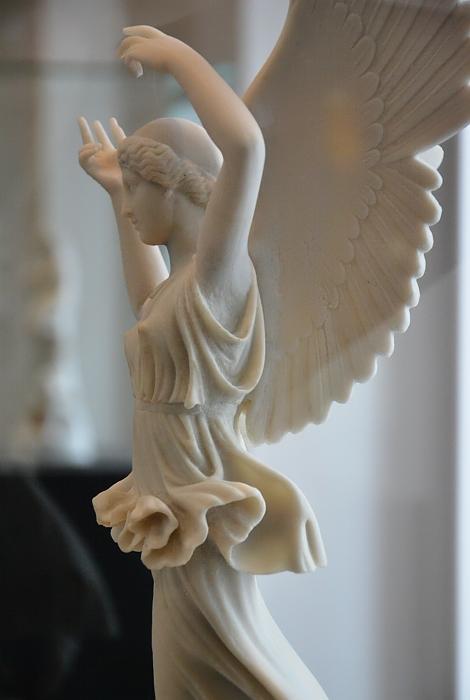 Kassel, Antikensammlung, Schloss Wilhelmshöhe, Victoria, Fabian Fröhlich,