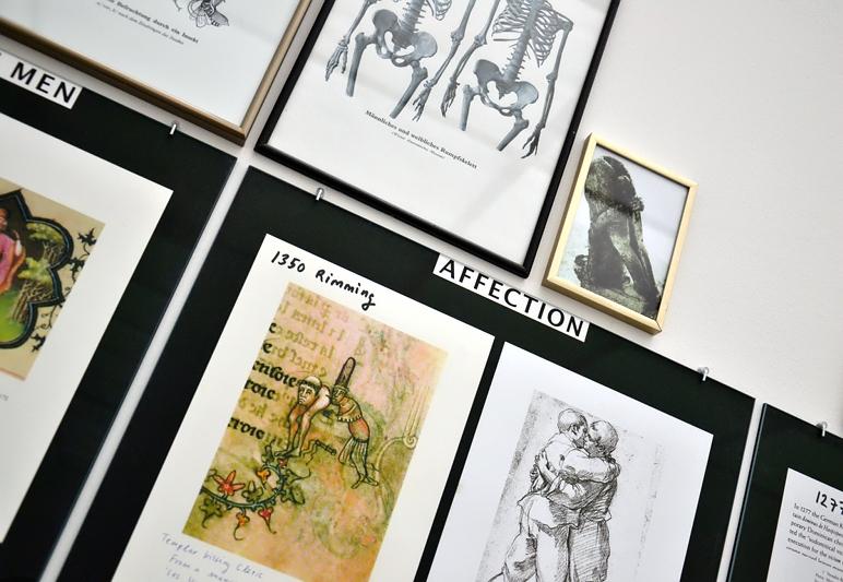 München, Pinakothek der Moderne, Henrik Olesen, Nach Magnus Hirschfeld