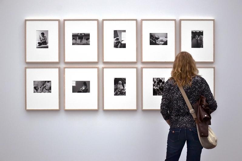 München, Pinakothek der Moderne, Larry Clark, Tulsa
