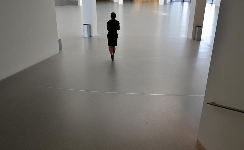 München, Pinakothek der Moderne, Rotunde, Fabian Fröhlich
