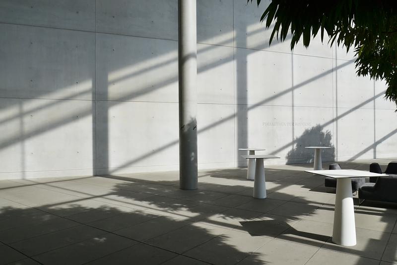 München, Pinakothek der Moderne, Restaurant, Fabian Fröhlich