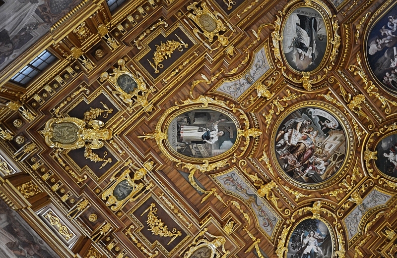 Augsburg, Goldener Saal im Rathaus