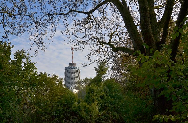 Augsburg, Hotelturm