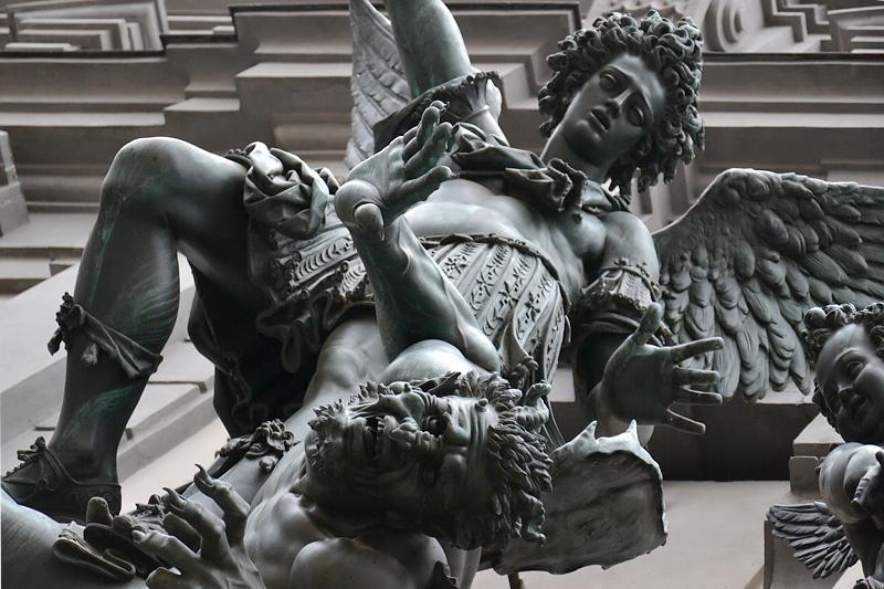 Augsburg, St. Michael von Thomas Hans Reichle am Zeughaus