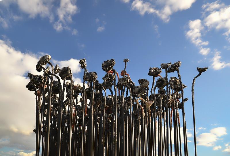 Kassel, Chinesische Kunst, Alles unter dem Himmel gehört allen, Xu Jiang, Sunflower