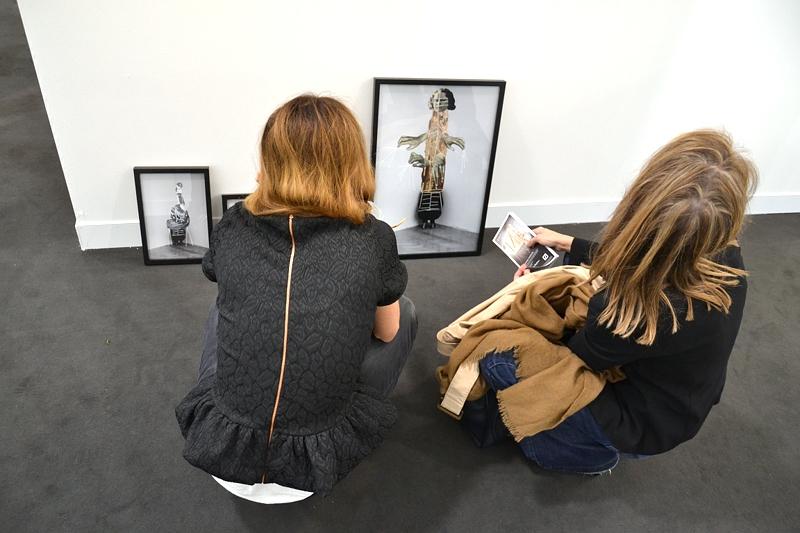 London, Frieze Art Fair, Eva Kotatkova, Fabian Fröhlich