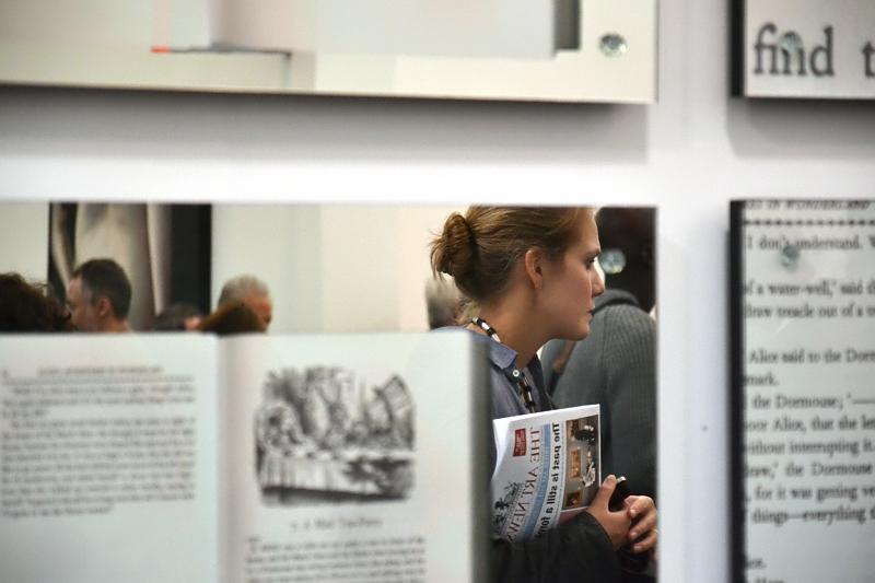 London, Frieze Art Fair, Goran Petercol, After Reflection, Fabian Fröhlich